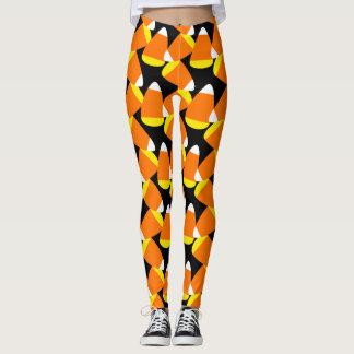 Guêtres de bonbons au maïs leggings