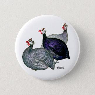 Guinée trois badge rond 5 cm