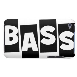 Guitare basse coques barely there iPod