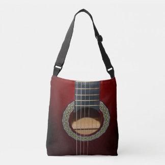 Guitare classique de Brown, plein sac mortuaire à