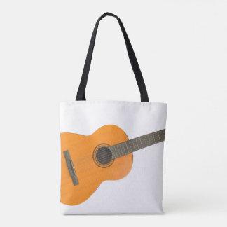 Guitare classique de sac fait sur commande