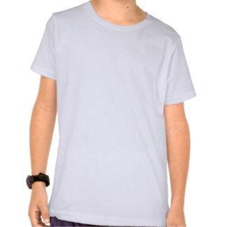 Guitare de Juan Gris- et papier de musique T-shirt