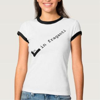 Gun T-shirt Chemisette pistolet