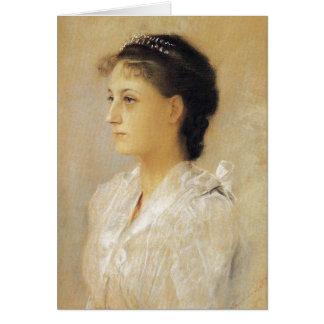 Gustav Klimt Emilie Floge Carte