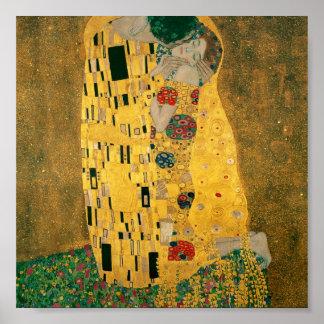 Gustav Klimt //le baiser //Der Kuss