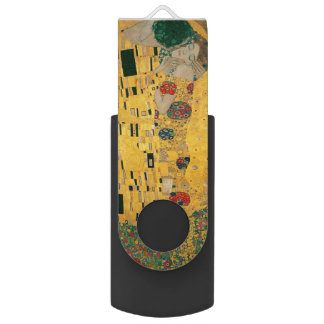 Gustav Klimt le cru de GalleryHD de baiser Clé USB
