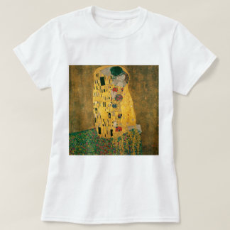 Gustav Klimt le cru de GalleryHD de baiser T-shirt