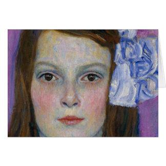 Gustav Klimt Mada Primavesi Carte