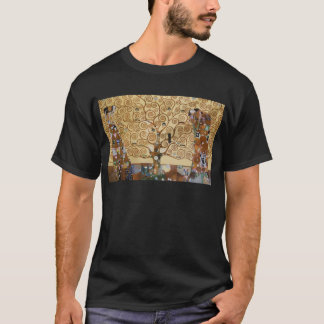 Gustav Klimt Tree Of Life T Shirt