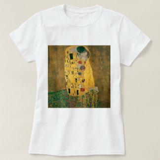 Gustav Klimt Wijnoogst GalleryHD de van de Kus T Shirt