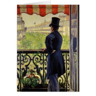 Gustave Caillebotte Carte
