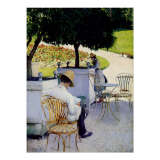 Gustave Caillebotte Poster