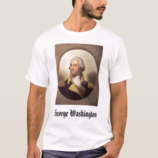 gw, George Washington - customisé T-shirt