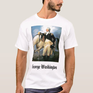 gw, George Washington T-shirt