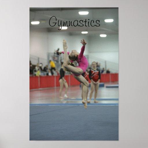Gymnastiek Plaat