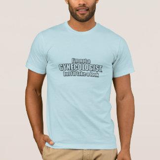 gynécologue t-shirt