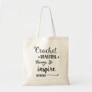 Haak het Mooie Canvas tas van Dingen