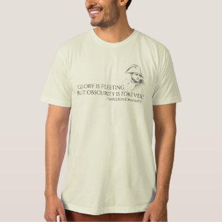 Habillement de napoléon t-shirt