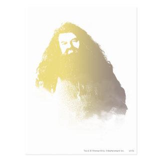 Hagrid Briefkaart