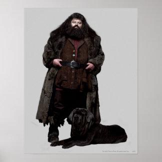 Hagrid et chien