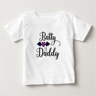 Halloween badine la pièce en t t-shirt pour bébé