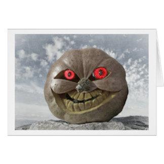 Halloween carte neutre
