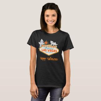 Halloween éffrayant heureux Las Vegas T-shirt
