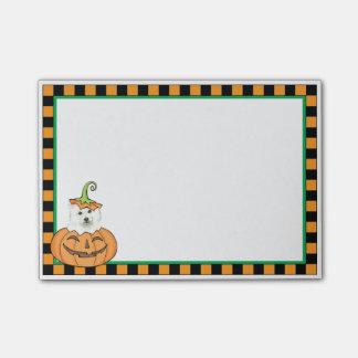 Halloween Eskie Post-it®