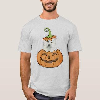 Halloween Eskie T-shirt