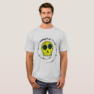 HALLOWEEN HEUREUX [crâne 4] T-shirt