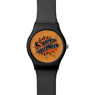 Halloween heureux montres cadran