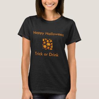 Halloween heureux t-shirt