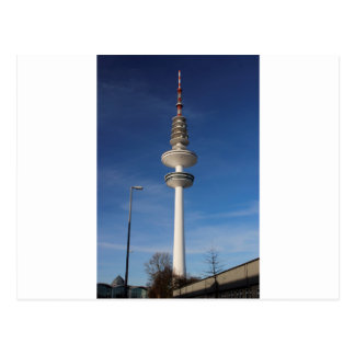 Hambourg Fernsehturm Carte Postale
