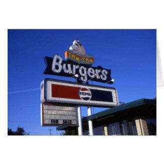 Hamburger Yakima de Tom-Tom Carte