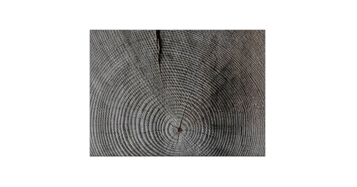 Hambywg bois gris planche d couper rustique zazzle for Planche bois gris