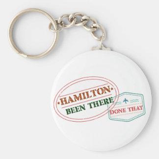 Hamilton là fait cela porte-clés