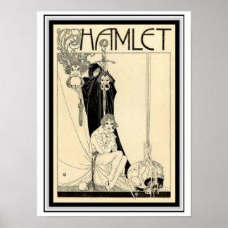 Hamlet William H. Robinson Poster 12 x 16