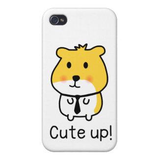 Hamster mignon cuted étuis iPhone 4