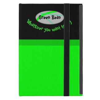 Haricot vert protection iPad mini
