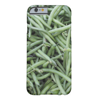 Haricots verts vert-foncé coque iPhone 6 barely there