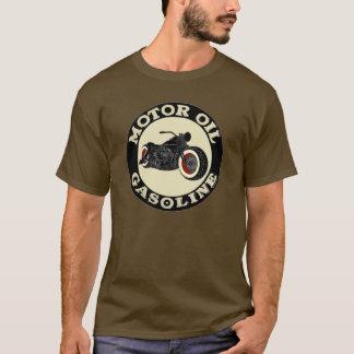 Harley Davidson - Bobber - moteur huile - Gasoline T-shirt