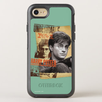Harry Potter 13 Coque Otterbox Symmetry Pour iPhone 7