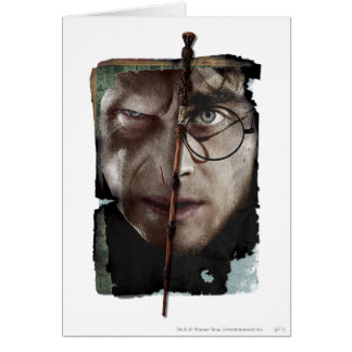 Harry Potter Collage 10 Briefkaarten 0