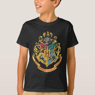 Harry Potter   CREST Hogwarts - Volledige Kleur T Shirt