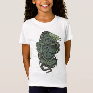 Harry Potter | CREST Slytherin T Shirt