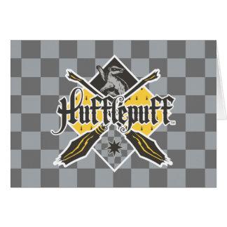 Harry Potter | CREST van Gryffindor QUIDDITCH™ Briefkaarten 0