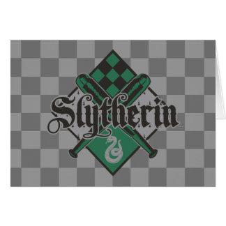 Harry Potter | CREST van Slytherin QUIDDITCH™ Kaart