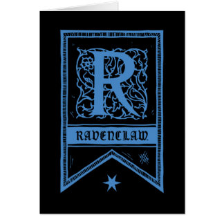 Harry Potter | de Banner van het Monogram Kaart