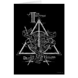Harry Potter DODELIJK Spell | ZEGENT Grafisch Kaart