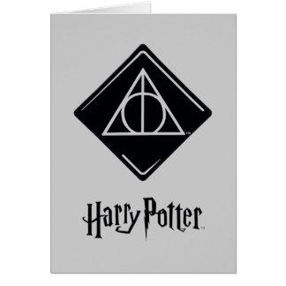 Harry Potter Dodelijk Spell | zegent Pictogram Kaart